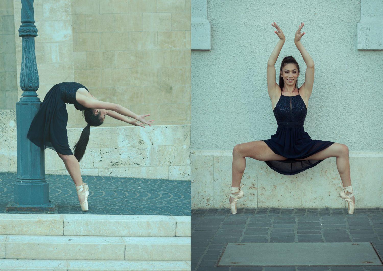 street balett